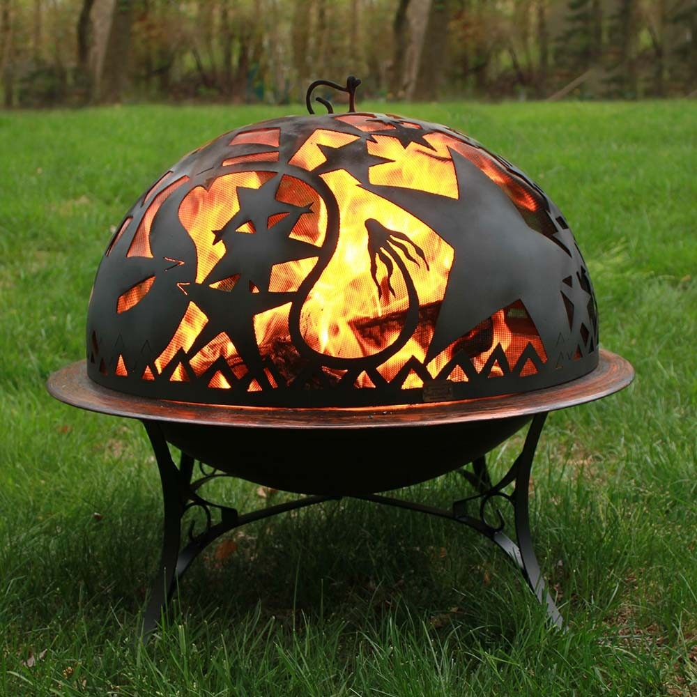 orion fire pit